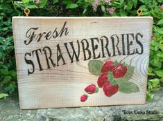 When it's strawberry season, we only have to drive a couple of miles to get the best berries in the PNW. Strawberry Kitchen, Strawberry Farm, Strawberry Patch, Strawberry Recipes, Strawberry Shortcake, Strawberry Summer, Strawberry Decorations, Strawberry Fields Forever, Love Garden