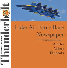 Thunderbolt: Luke Air Force Base Newspaper