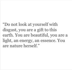 Self-love nature Gaia quotes