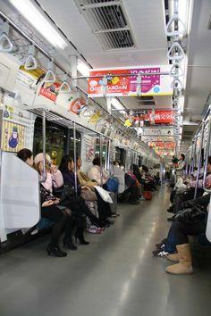 Tokio Japan Metro