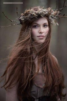 Miranda Spalding, welder/model, British Colombia