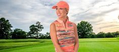 NOW ON SALE- Get it now with FREE SHIPPING! Jamie Sadock Radiance- Ladies Golf Apparel- Ladies Golf Apparel, Ladies Golf Clothing