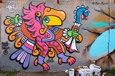 https://flic.kr/p/GgDE9W | Roma. Ex-Fiera di Roma. Graffiti for '9 years of Graff Dream'-The Maya theme. By Bol Pietro Maiozzi. Pappazteco | Please don't use my images on websites, blogs or other media without my explicit permission - rr.restifo@gmail.com. © All rights reserved