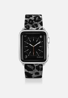 B&W Collection - Animal Print Apple Watch Band (38mm) by Li Zamperini Art | Casetify