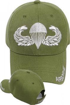 Snapback Hip-hop Caps, 2nd Armored Division Veteran 3D Baseball Caps