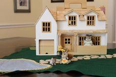 Amazon.com: Customer reviews: Melissa & Doug Fold & Go Dollhouse