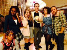 Clueless group halloween costume!