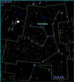 Sterntaufe im Sternbild Herkules. Toll im Sommer sichtbar!  http://www.sternpate.de/xist4c/web/Herkules-Hercules-Sommersternbilder_id_350_.htm