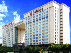 Guangzhou Ramada Plaza Guangzhou  Hotel China, Asia Stop at Ramada Plaza Guangzhou Hotel to discover the wonders of Guangzhou. The hotel offers a wide range of amenities and perks to ensure you have a great time. Free Wi-Fi in all rooms, 24-hour security, photocopying, ticket service, 24-hour front desk are there for guest's enjoyment. Guestrooms are fitted with all the amenities you need for a good night's sleep. In some of the rooms, guests can find television LCD/plasma scr...