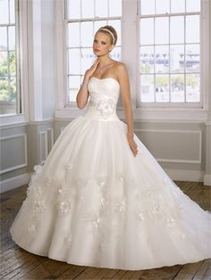 Mori Lee 1615- very full ball gown!