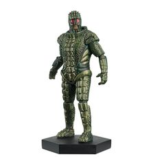 Underground Toys Doctor Who Ice Warrior 9 Collector Figure Warriors Standing, Ice Warriors, All Doctor Who, Science Fiction Series, Green Bodies, Classic Monsters, The Collector, Action Figures, Cold