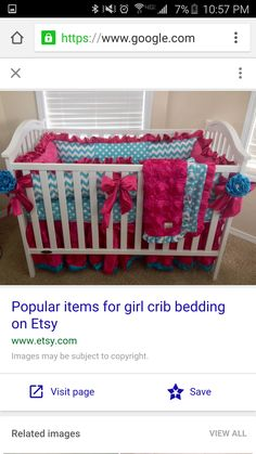 girls crib bedding.  Dun4Me is the marketplace for custom made items built to your exact specifications by talented makers. Get bids for free, no obligation!