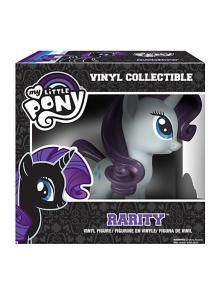 My Little Pony Rarity Vinyl Figure Hot Topic Exclusive by Funko From Krossmyheart Creations