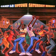 Camp Lo - Uptown Saturday Night (1997)
