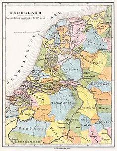 Gouwen in Nederland