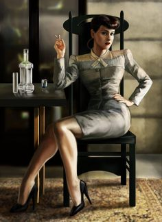 Explore the Blade Runner collection - the favourite images chosen by ColonelFlagg on DeviantArt. Blade Runner Art, Blade Runner 2049, Rachel Blade Runner, Sean Young, Hollywood, Cyberpunk Art, Great Movies, Pop Culture, Pin Up