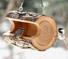 The Zen Birdfeeder