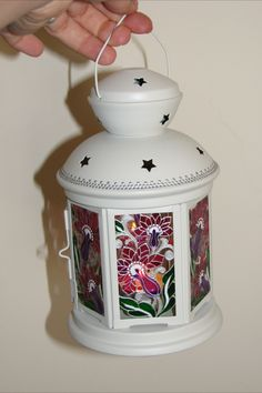Lantern Lamp, Lantern Candle Holders, Candle Lanterns, Lantern Centerpiece Wedding, Wedding Lanterns, Led Fairy Lights, Can Lights, Large Candles, Tea Light Candles