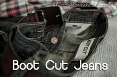 You CANNOT wear skinny jeans and cowboy boots people. IT doesnt work how it should!!!!!!!