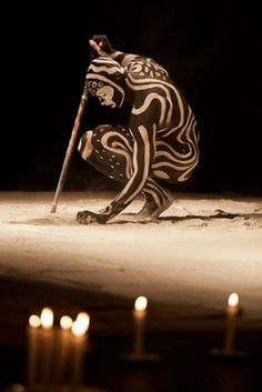 26 ideas for african art painting people artworks Night Circus, Aboriginal Art, People Of The World, Tribal Art, World Cultures, African Art, Belle Photo, Black Art, Face And Body