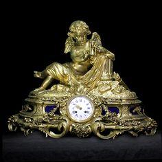 El Maestro Relojero - Relojes de sobremesa Madrid