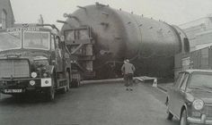 Heavy Duty Trucks, Heavy Truck, Old Lorries, Vintage Trucks, Commercial Vehicle, British, Europe, Plant, Classic