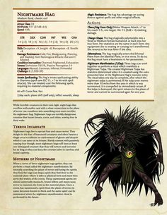 1328 Best Home brew DnD monsters images in 2019 | Dnd monsters