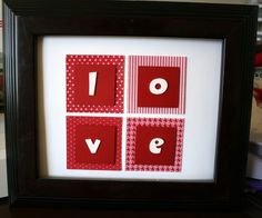 Valentine Home Decor
