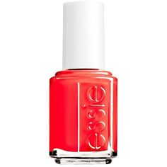 essie Fall 2015 Nail Polish ($8.50) ❤ liked on Polyvore featuring beauty products, nail care, nail polish, nails, makeup, beauty, esmaltes, red, military fashion and essie nail color