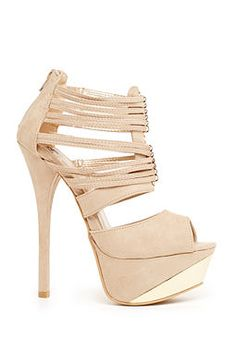 2b Julia Platform Heels
