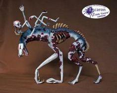 Masked: Lost Soul - Sculpture by Escaron