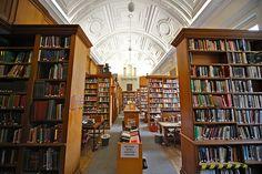 Trinity College Library by timtom.ch, via Flickr