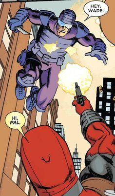 Deadpool V4 #22