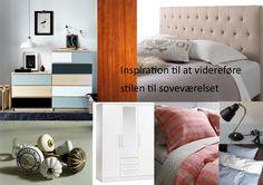 Svensk stil i soveværelset