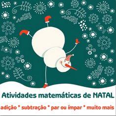 Código 512  Atividades matemáticas de NATAL