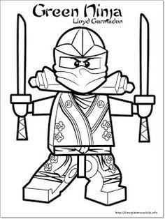 ausmalbilder ninjago lego   adventskalender   pinterest