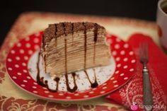 Блинный торт, bereits gemacht