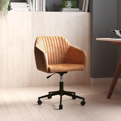 Rothenberg Home Task Chair Adjustable Office Chair, Swivel Office Chair, Home Office Chairs, Velvet Office Chair, Loft Office, Shared Office, Office Furniture, Bedroom Furniture, Modern Furniture