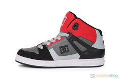 DC Rebound (Black/Grey/Red) | 302676B