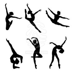 dancer silhouette images | Silhouette Dancers | review | Kaboodle