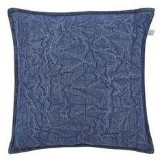 Dutch Decor kussenhoes Criadera 45x45 cm blauw