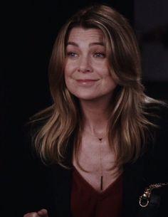 """""""Necesitas poner limites entre tú y el resto del mundo."""" Meredith Grey, Mike B, Greys Anatomy Characters, Madam Secretary, Ellen Pompeo, Actors, Beauty, Beautiful, Queen"""