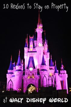 I have heard the argument a zillion times– families trying to decide whether or not to stay in property at Walt Disney World. As a family who frequently enjoys visiting the most magical place…