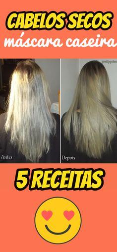 As 5 Máscaras Caseiras Para Reparar Cabelos Secos! #saúde #beleza #cabelos #reparação #alisamento #relaxamento #hidratação #mulher