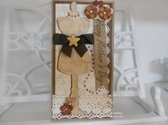 Mother's Day - Kraft card