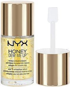 nyx cosmetics honey dew me up skin serum & primer 17