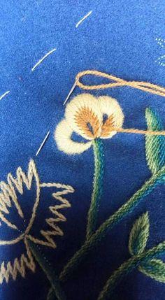 Mye tålmod Scandinavian Embroidery, Wool Embroidery, Needlepoint, Norway, Iris, Folk, Costumes, Manga, Embroidery Stitches