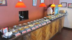 Eat-all-you-can Mongolian Barbecue | O Mai Khan | Upper Session Road, Baguio