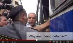 Garry Kasparov detained by Russian police  #kasparov