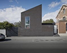 Maison D by Emmanuelle Weiss.  Location: Lille, France